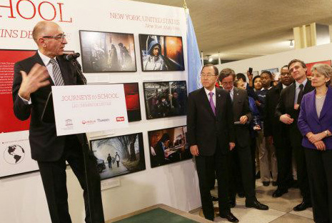 PR for United Nations photo exhibit wins 'Campaign of the Year'