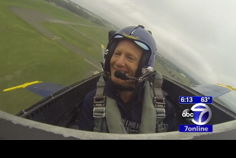 WABC's N.J. Burkett in sky-high Bethpage Air Show preview