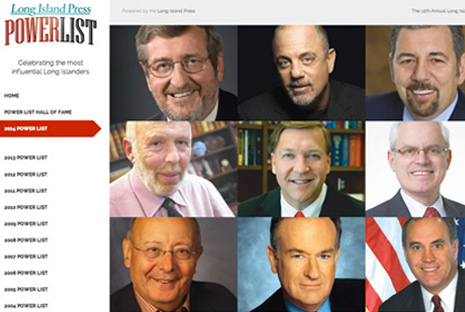 Long Island Press names E5 president to '2014 Power List'